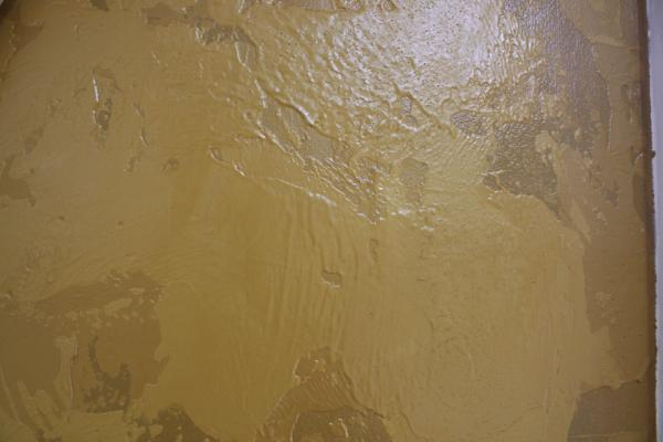Remove thick painted texture on walls   DoItYourselfcom Community 600x400