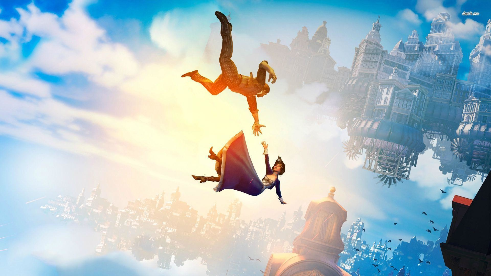 BiOShock Infinite Wallpapers 74 images 1920x1080