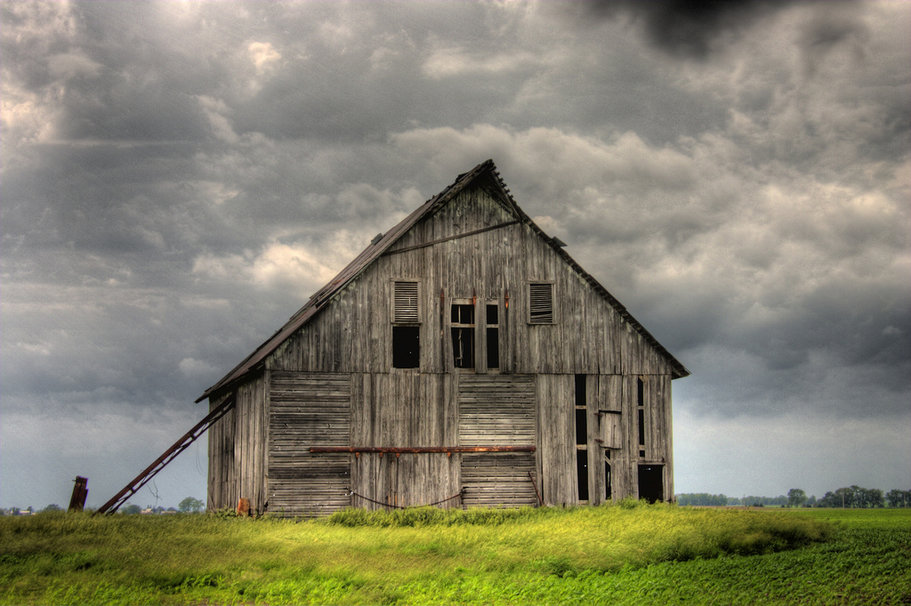 hd an old barn - photo #8