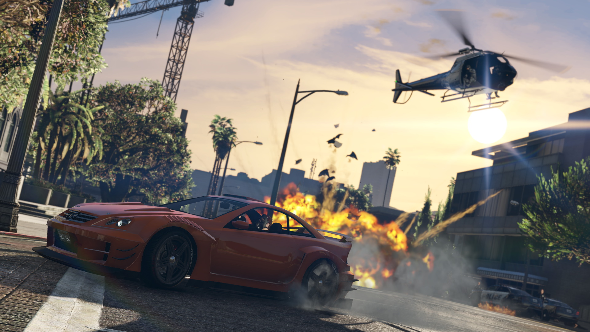 GTA V   Alles over de Online Heists   Grand Theft Auto Online 1920x1080