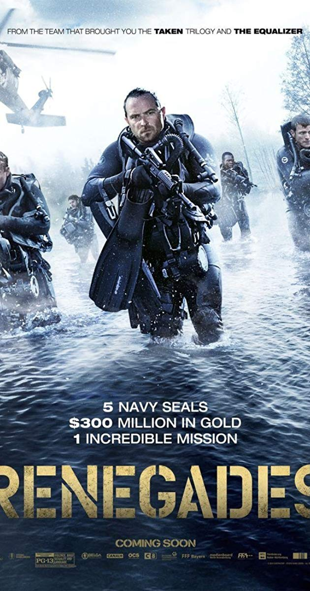 American Renegades 2017   IMDb 630x1200