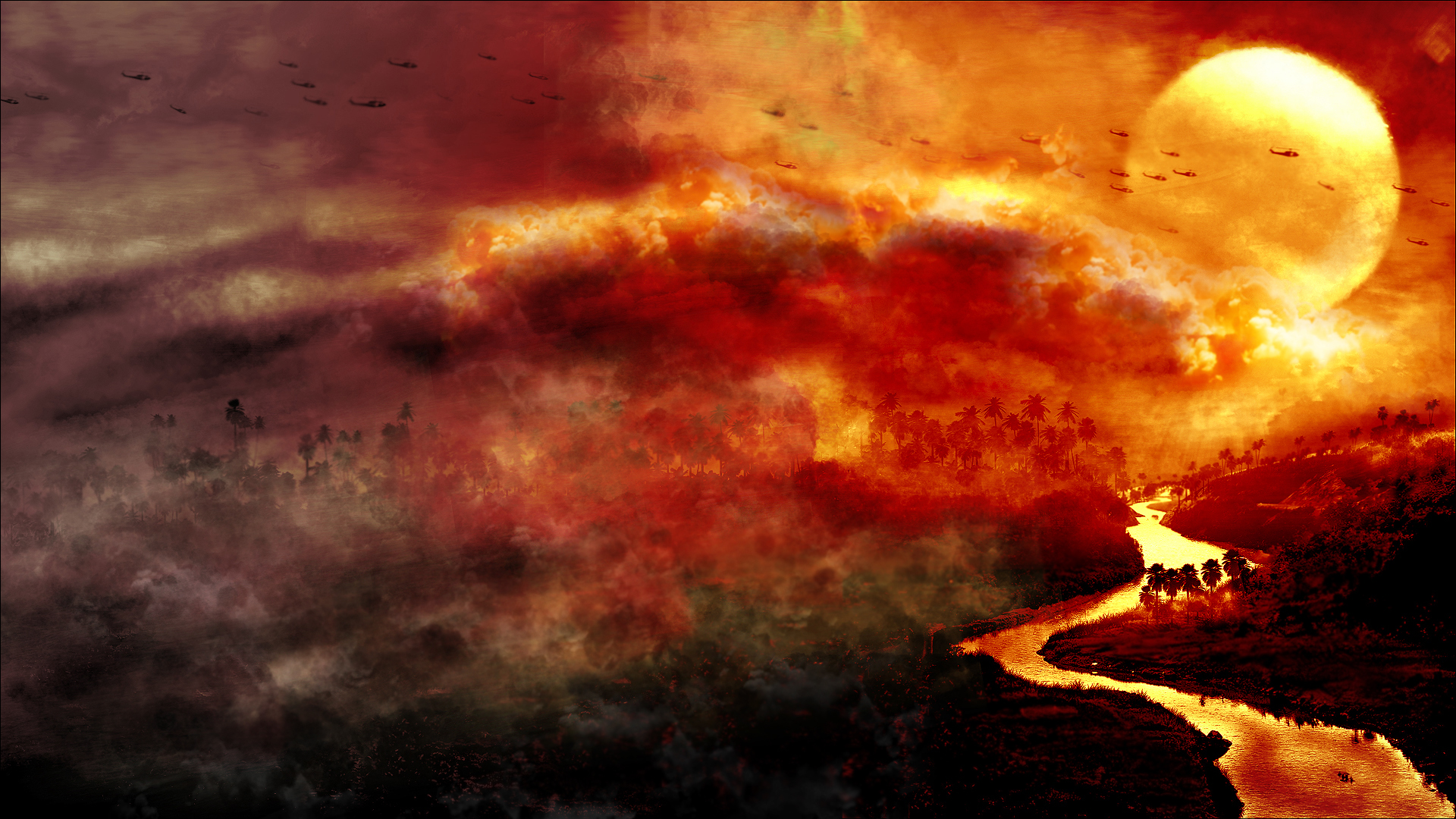 Movie   Apocalypse Now Wallpaper 1920x1080