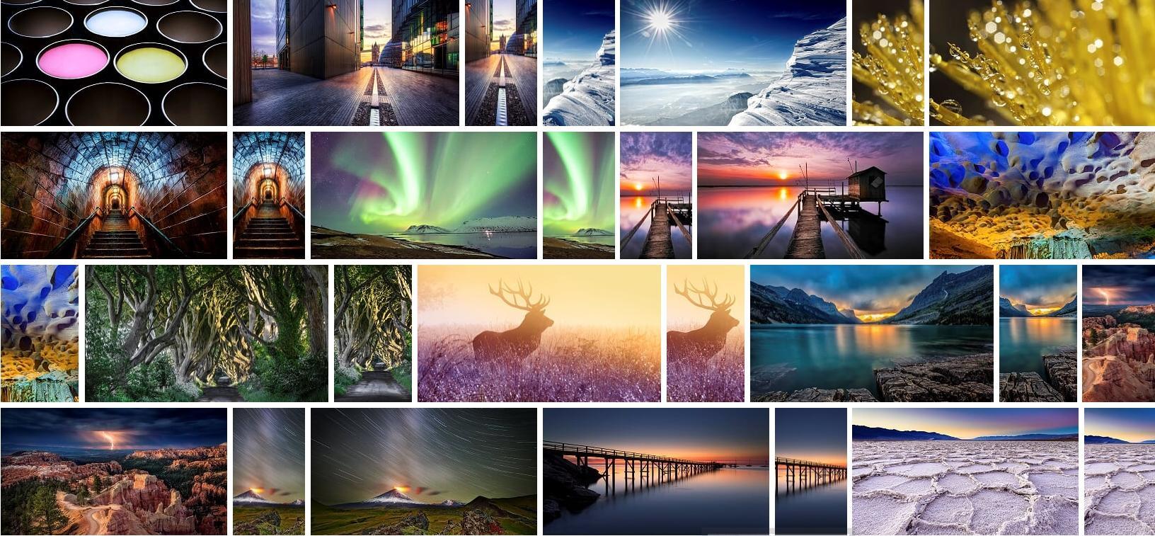 Windows spotlight wallpapers wallpapersafari - Nature wallpaper collection zip ...