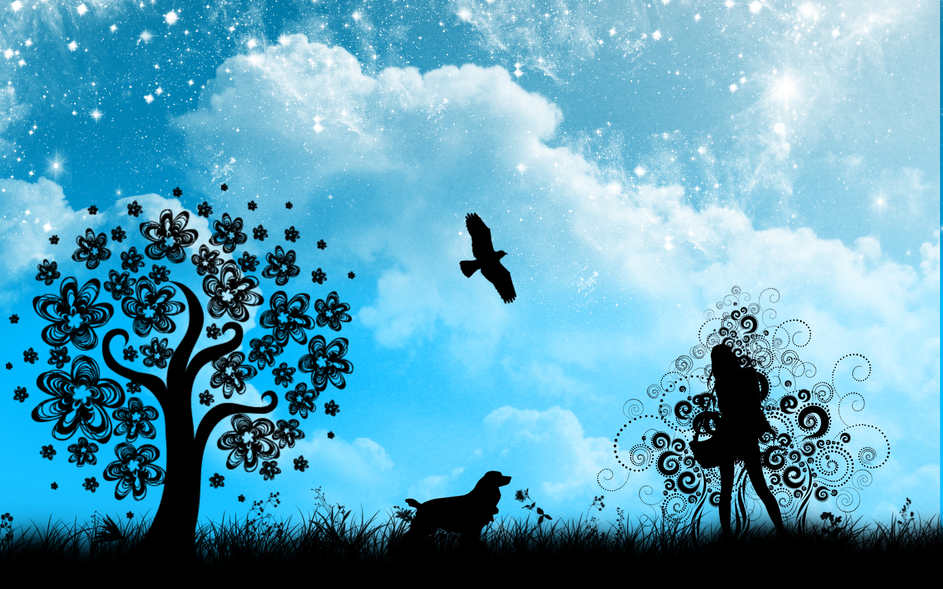 Blue Color Wallpapers   Wallpaper High Definition High Quality 1920x1200