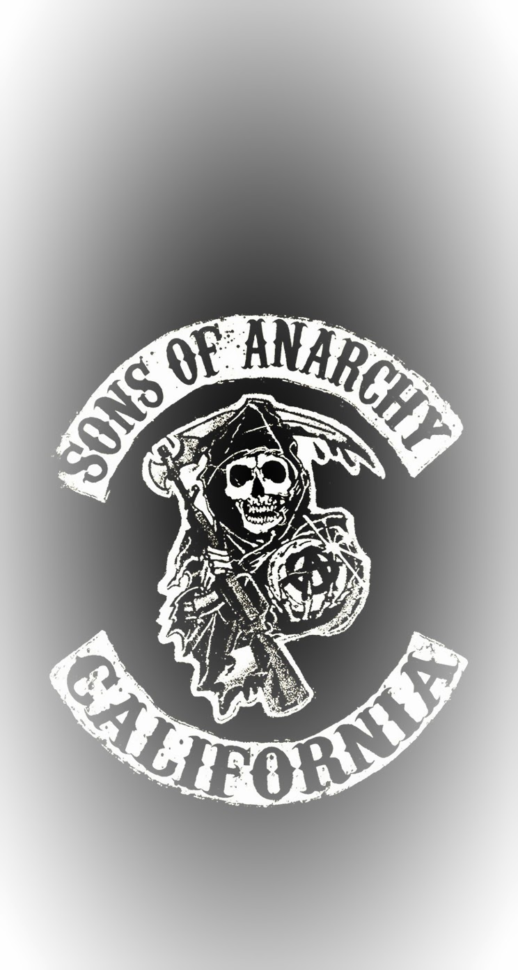 48 Sons Of Anarchy Iphone Wallpaper On Wallpapersafari