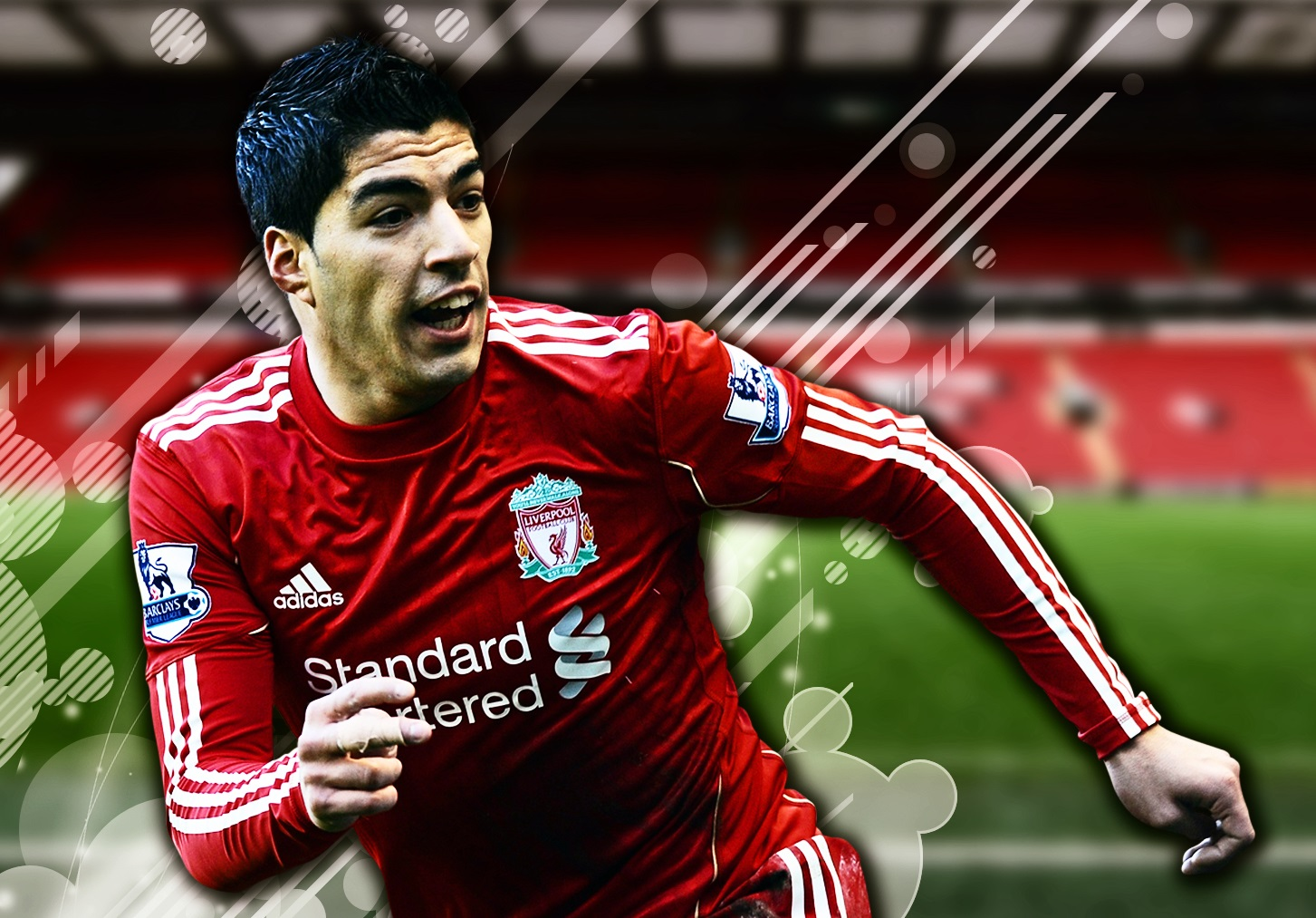 Luis Suarez Wallpaper High Quality Idiot Dollar 1453x1013