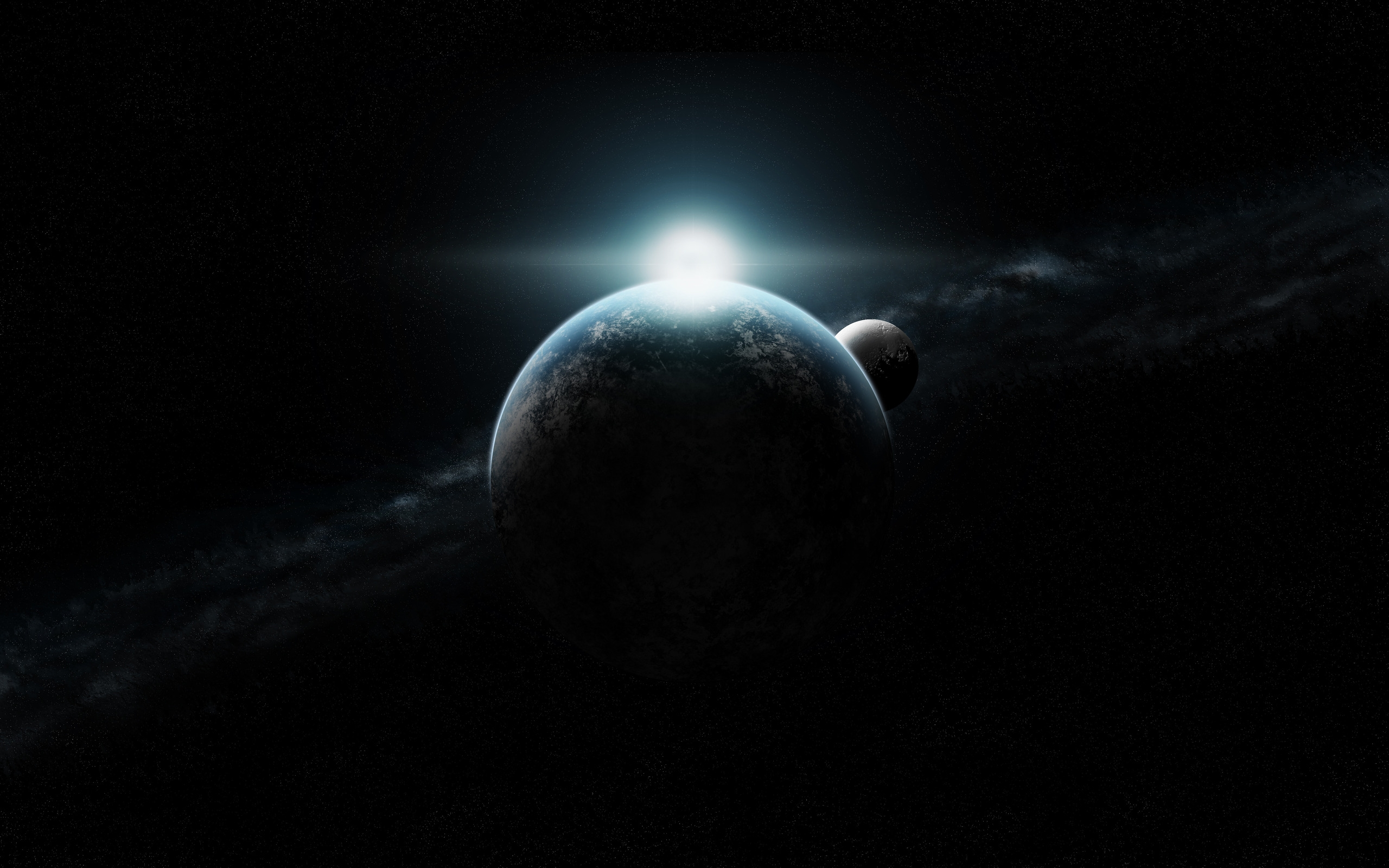 Sci Fi Planets Hd X Id 1609068 With Resolutions 2560×1600 Pixel