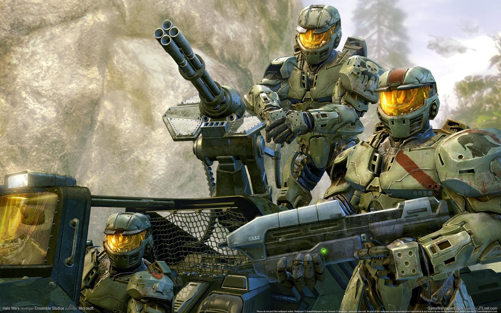 Halo Wars Wallpaper HD - WallpaperSafari