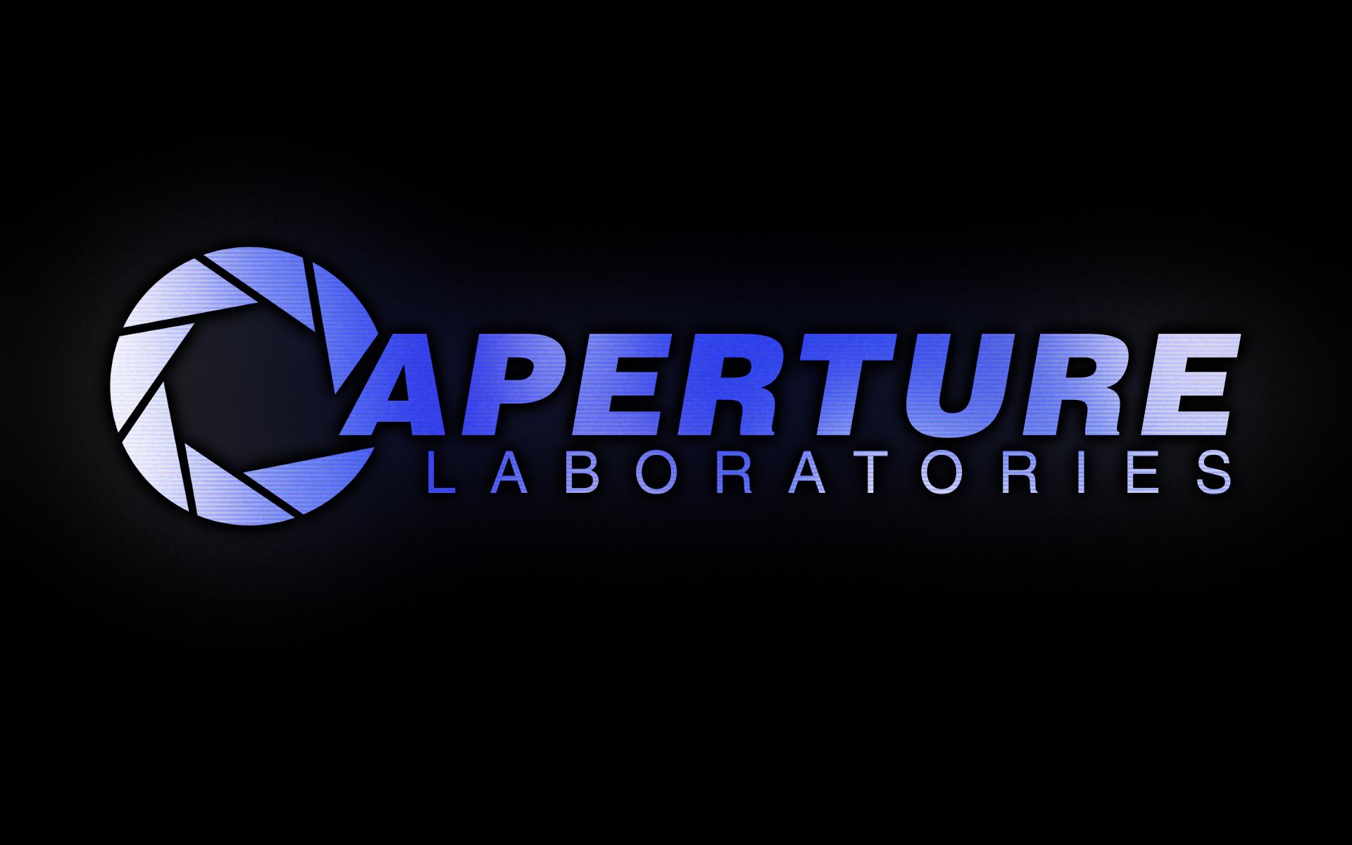 science portal aperture laboratories HD Wallpaper   Games 351818 1920x1200