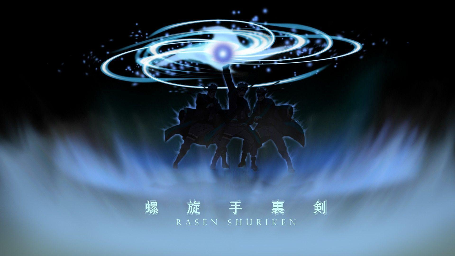 Naruto Rasengan Wallpapers 1920x1080