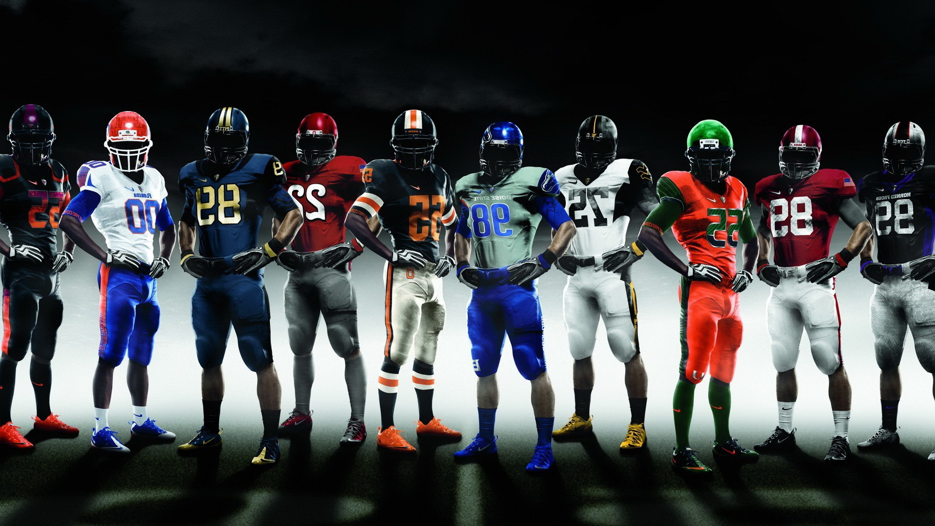 College Football Team Wallpapers Tags college football teams 1920x1080