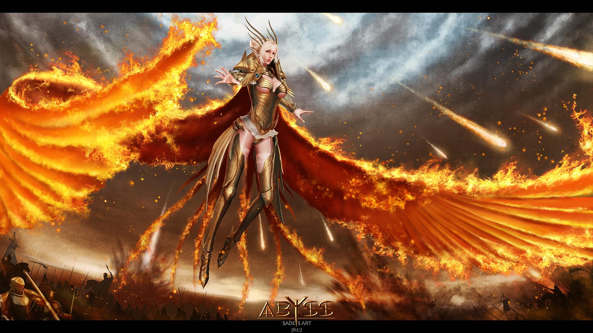 Fire Goddess wallpaper   ForWallpapercom 1920x1080
