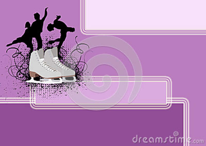 Ice Skating Backgrounds Figure skating background 800x566