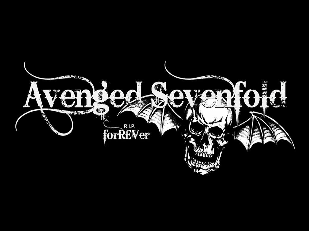 Avenged Sevenfold Logo Wallpapers by jOnathanTheRev on deviantART 1024x768