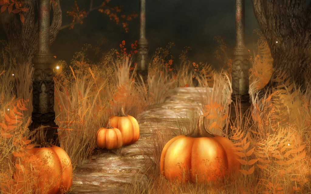 Halloween season Be sure to use one of these wallpapers when youre 1024x640