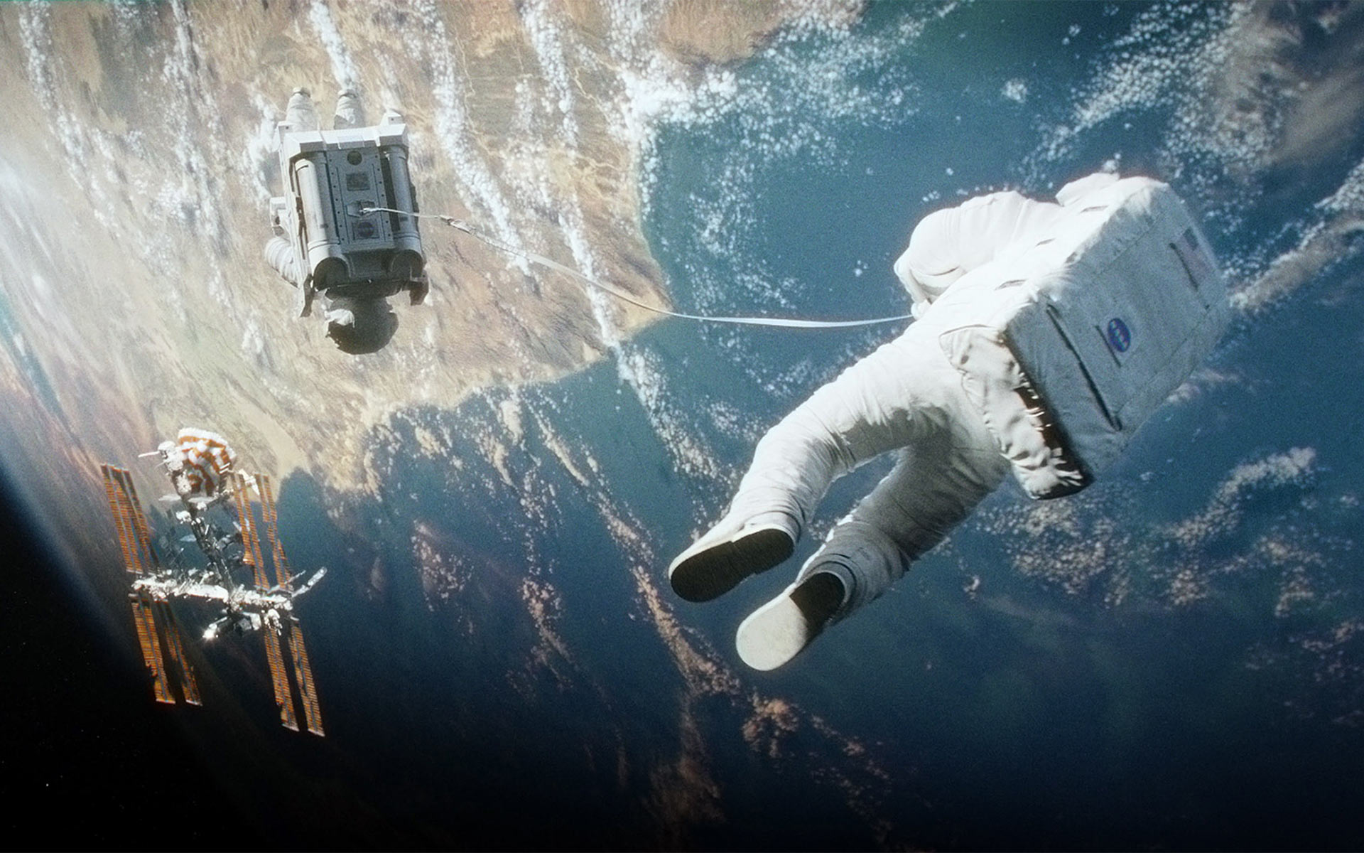 download Wallpapers Movies Gravity Wallpaper [1920x1200] for 1920x1200