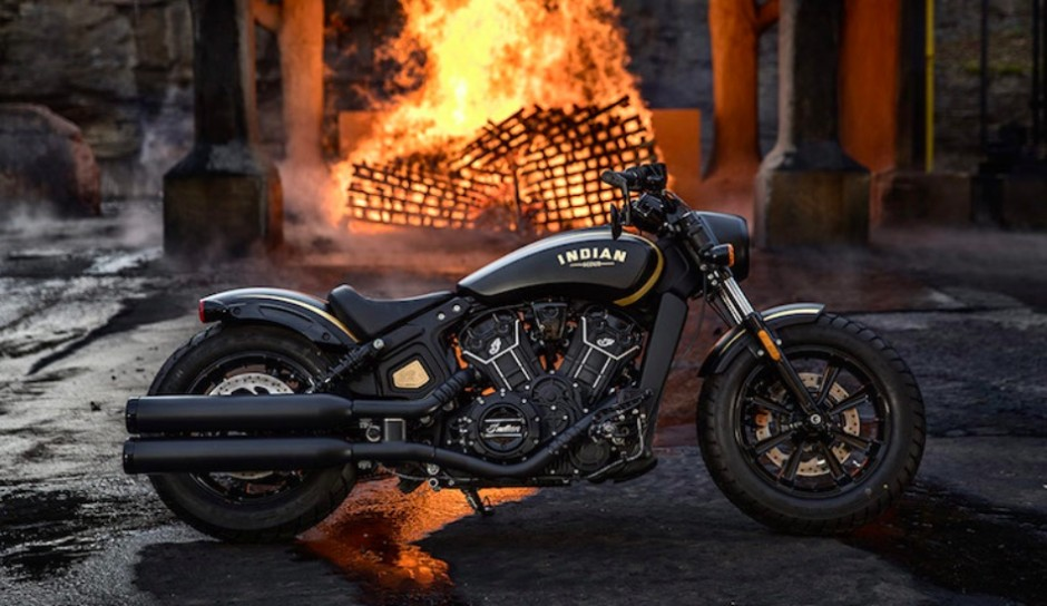 Indian Motorcycle unveils it 2018 Limited Edition Jack Daniels 940x544