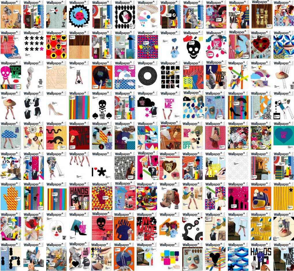 Wallpaper Magazine 1018x940