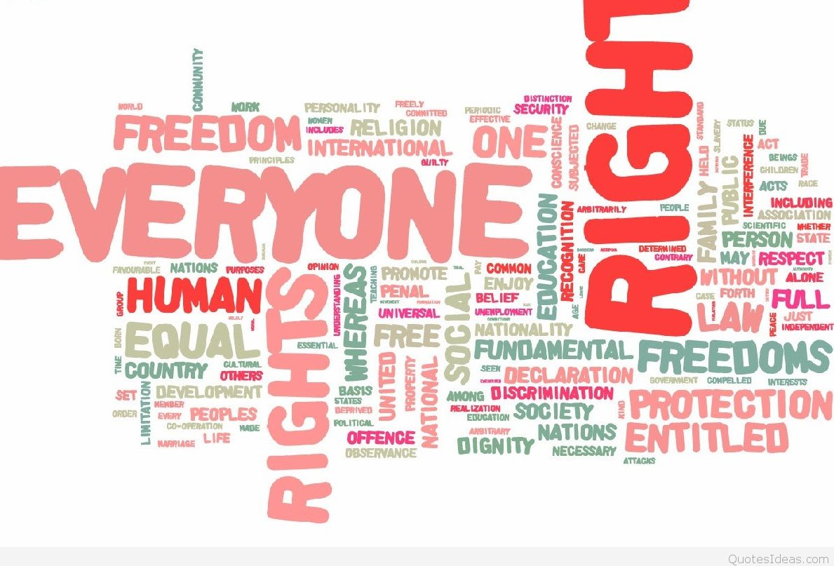 Human Rights Day wallpaper hd 2015 1189x807