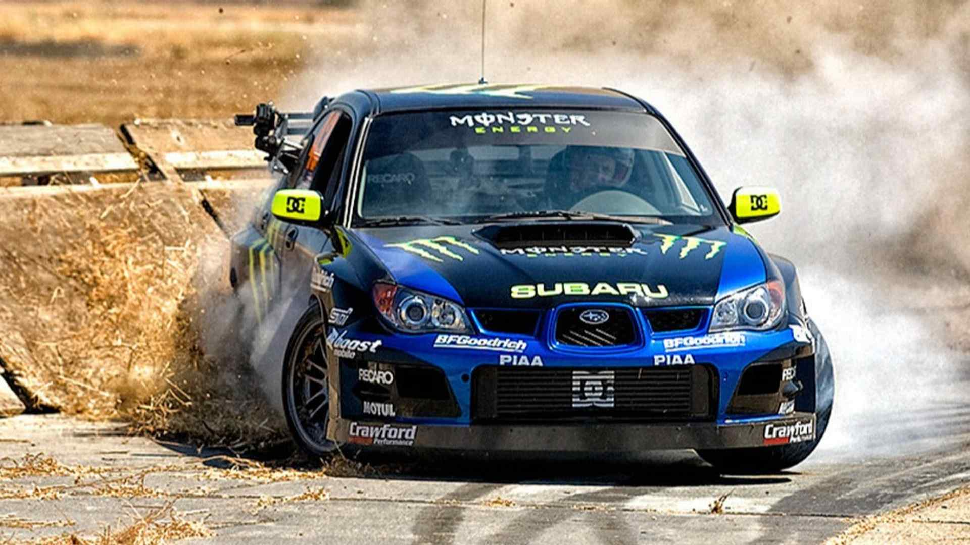 All 18 Of Ken Blocks Crazy Cars And Trucks Ranked 1920x1080