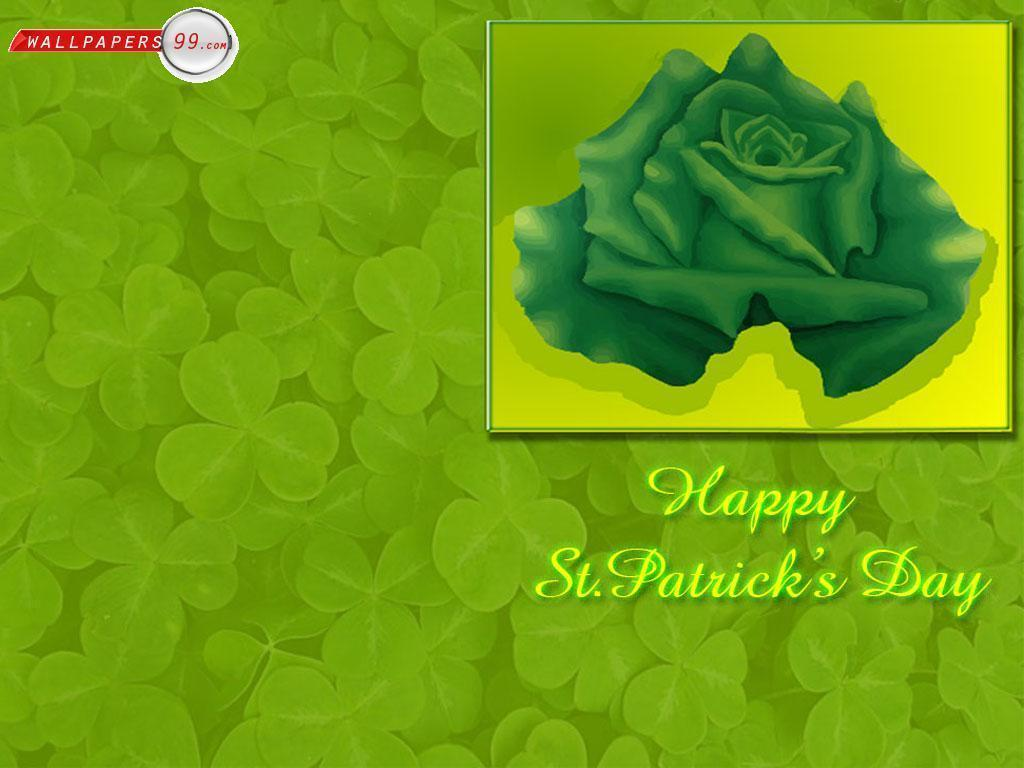 St Patrick Wallpapers 1024x768