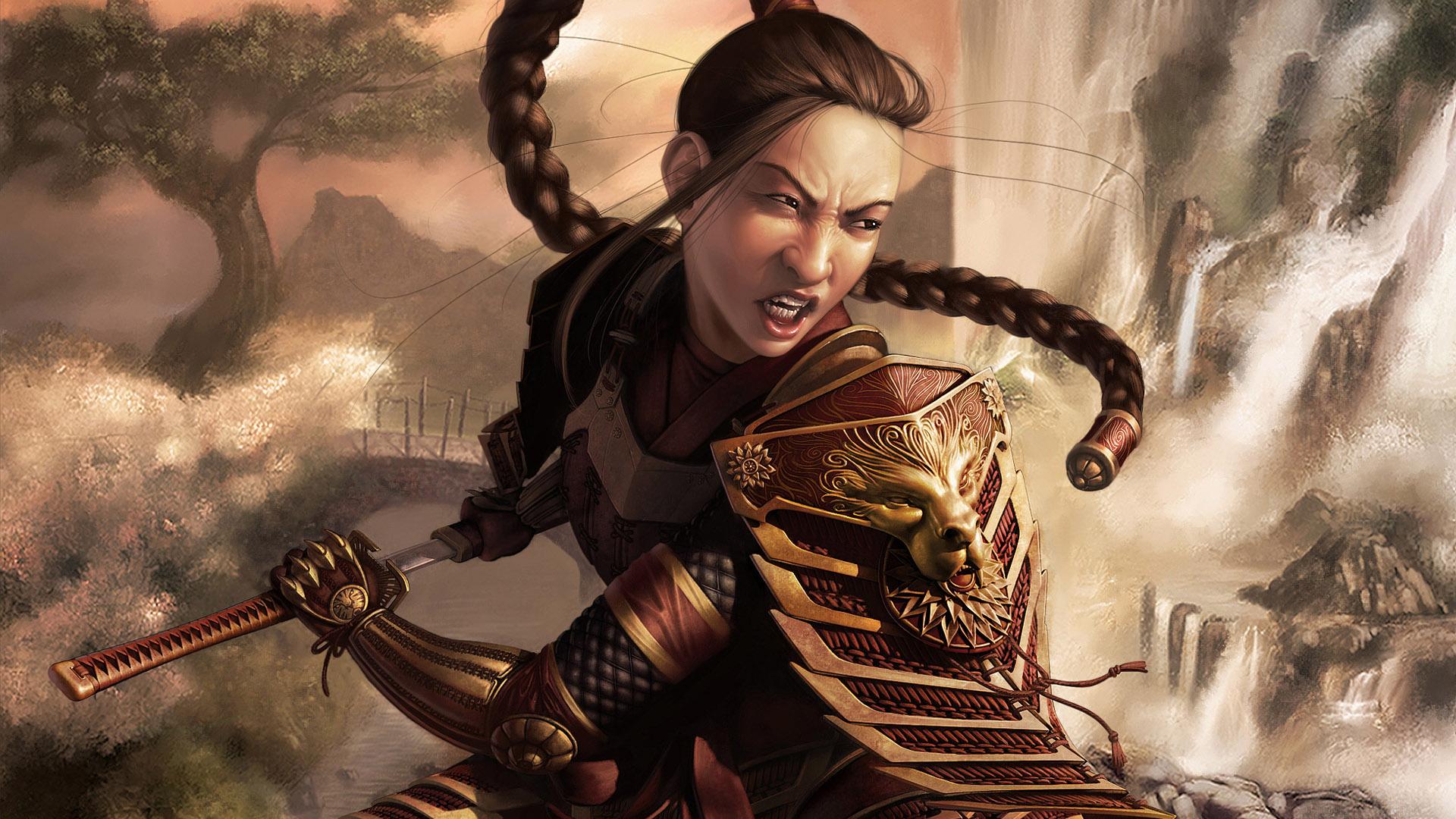 Samurai Girl desktop wallpaper pictures Samurai Girl photos Samurai 1920x1080