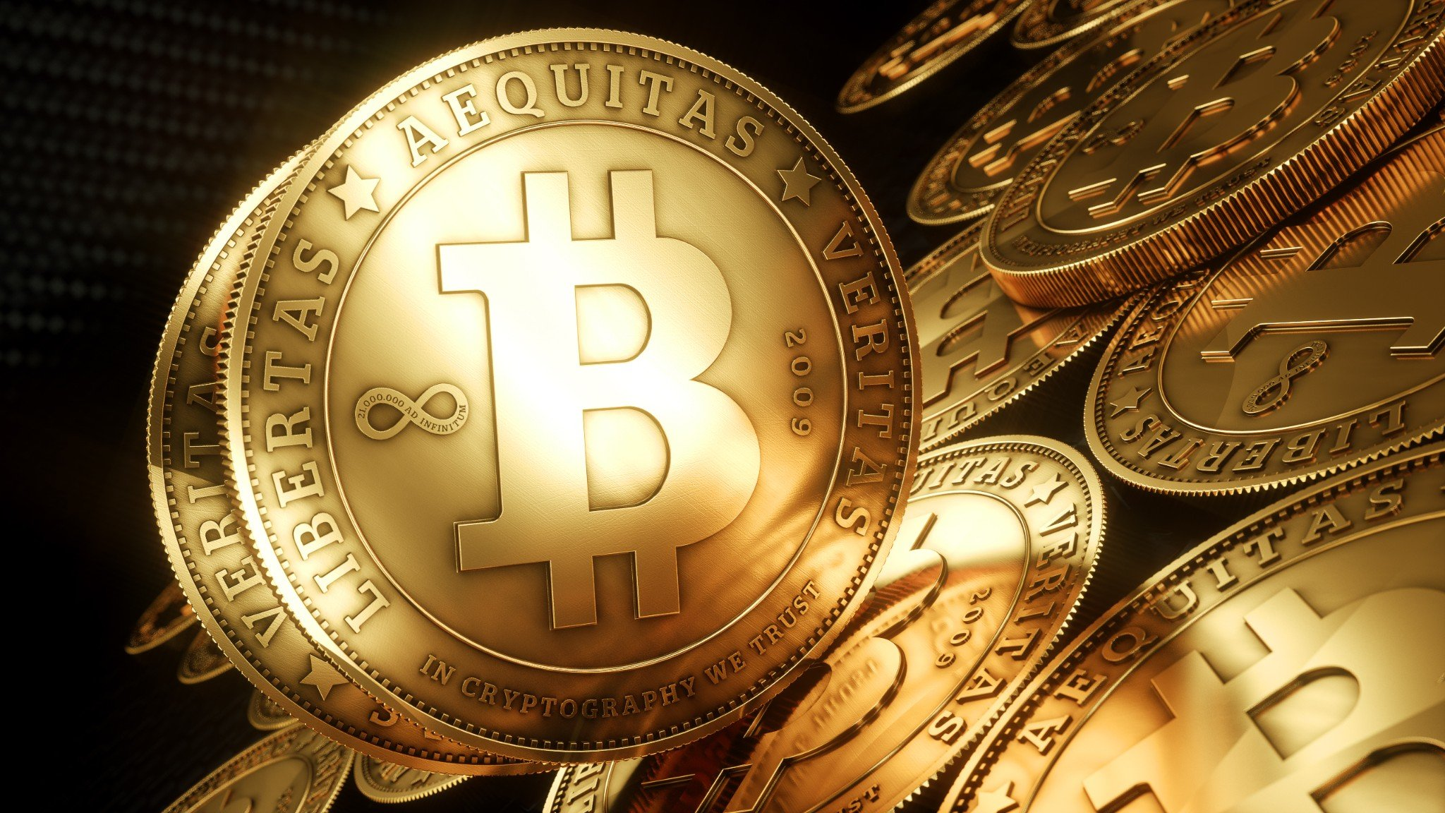 Bitcoin Wallpapers and Background Images   stmednet 2048x1152