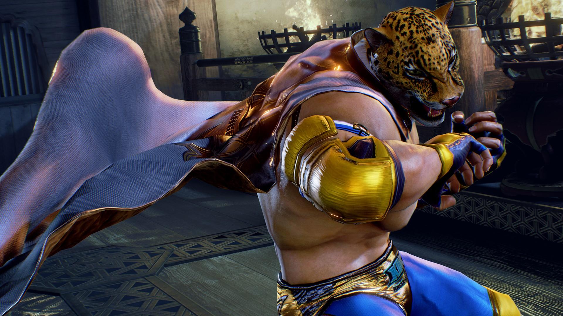Tekken 7 King Wallpaper DESKTOP BACKGROUNDS Best Wallpapers HQ 1920x1080