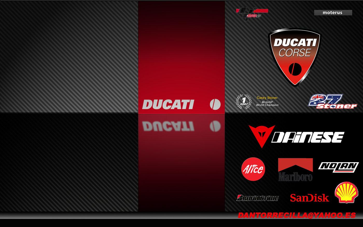 8589130586885 ducati logo wallpaper hdjpg 1400x875