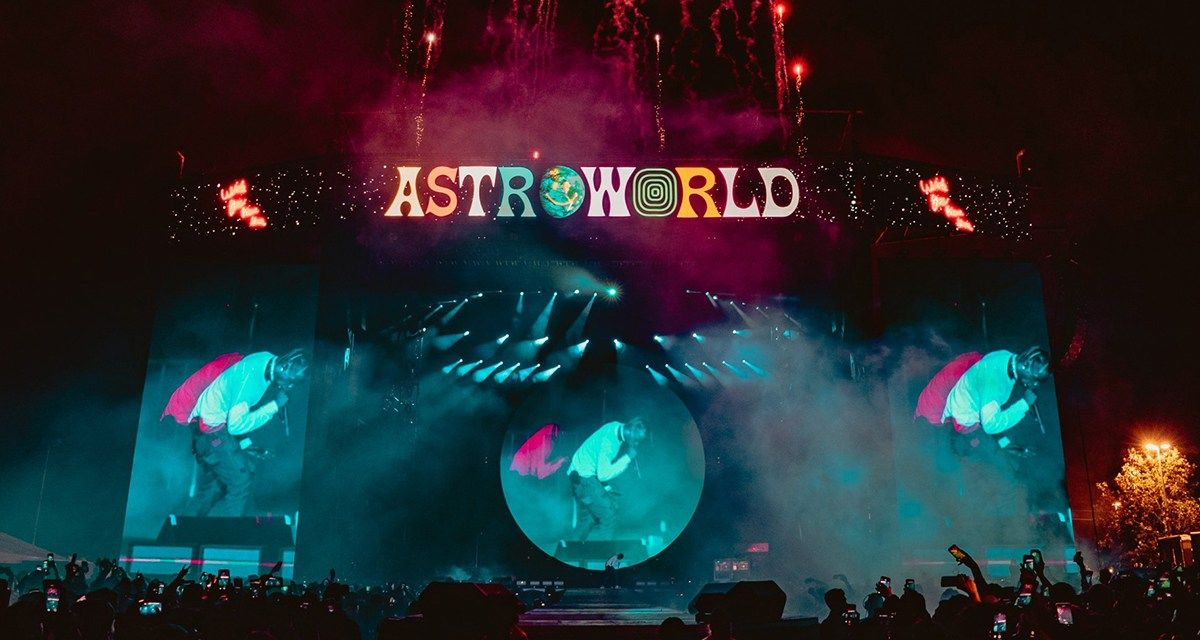 ASTROWORLD How Travis Scott Changed Tour Merch Forever With 1200x640