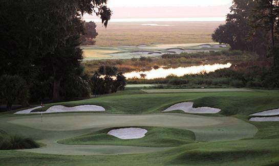 Belfair Private Gated Golf Community in Bluffton South Carolina 545x325