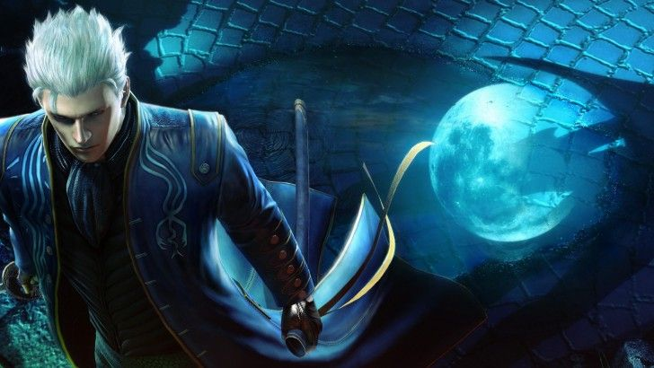 Download Vergil Wallpaper HD Devil May Cry 4 Special Edition 1920x1080 728x410