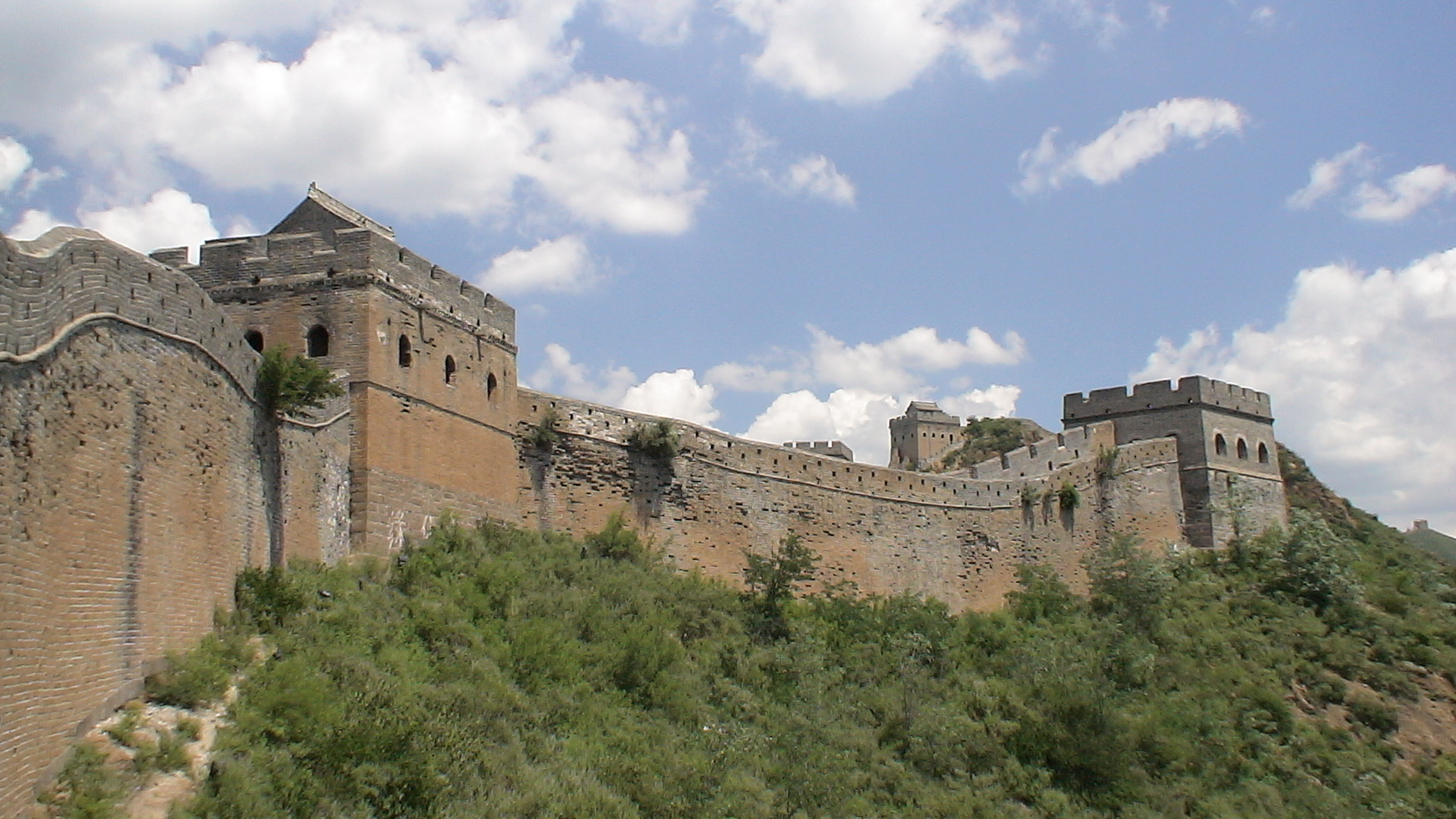 Pictures of Great Wall from Jinshanling Simatai China with Photos 2016x1134