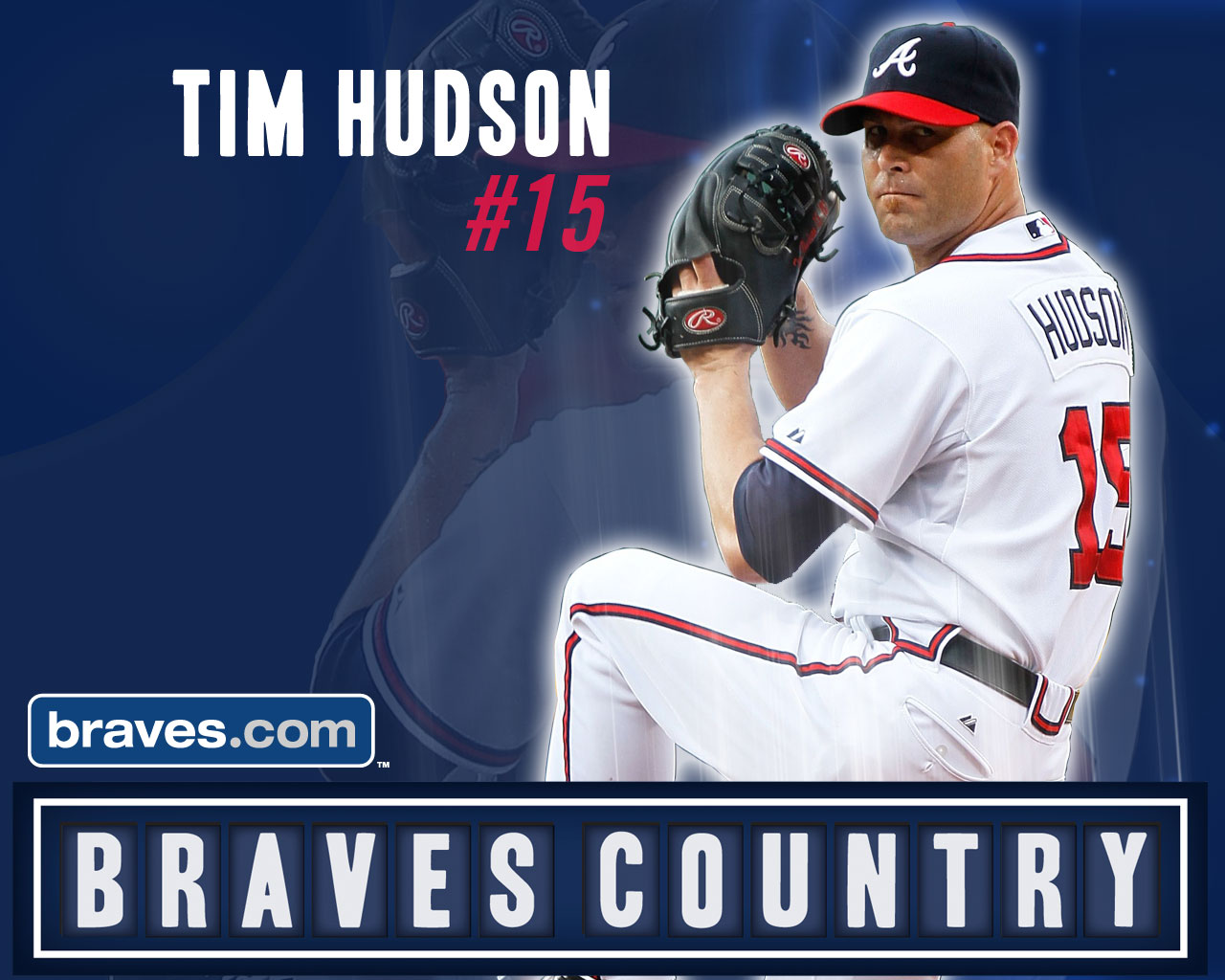 Wallpapers Tim Hudson Braves Wallpaper 1280x1024