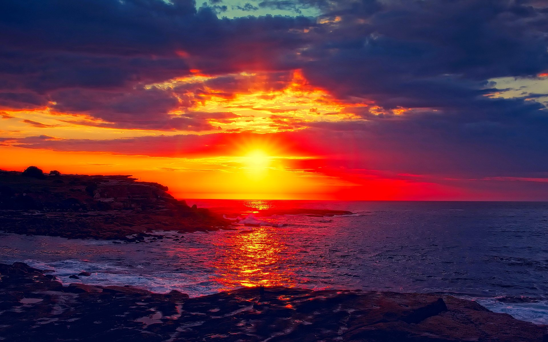 Summer Sunset Wallpaper - WallpaperSafari