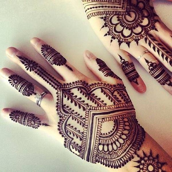 Designs Best Henna Tattoo Designs For Eid Ul Azha 2015 Wallpapers 600x600