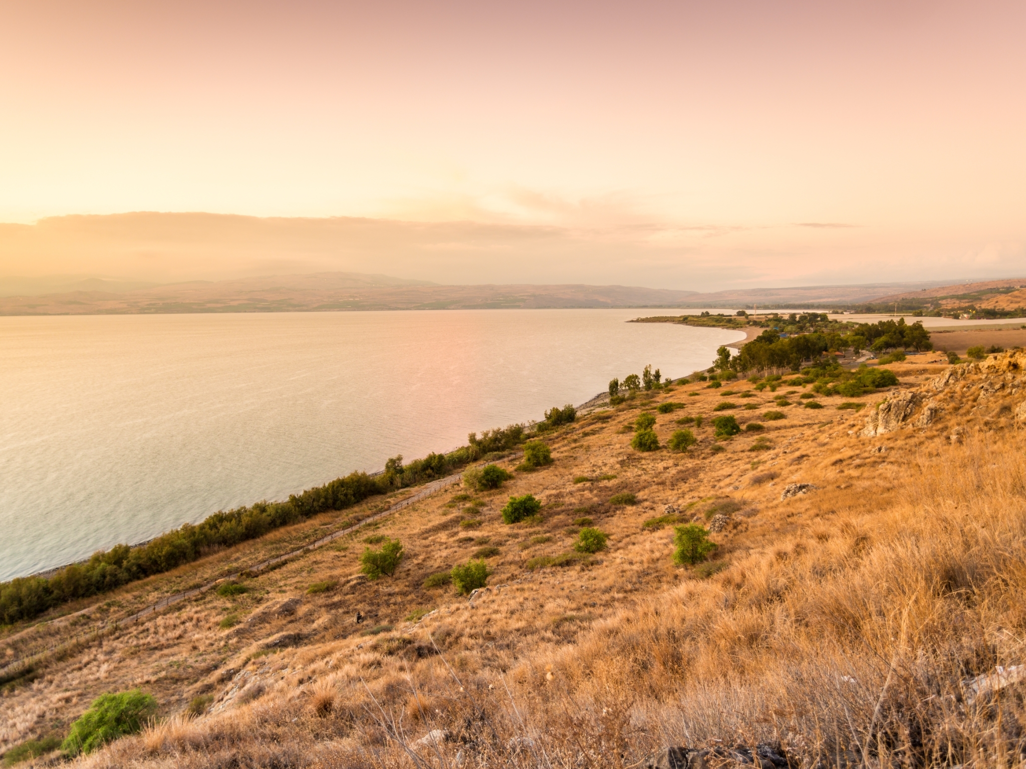 Sea of Galilee beaches and sites   from Tiberias to the Kinneret 2048x1536