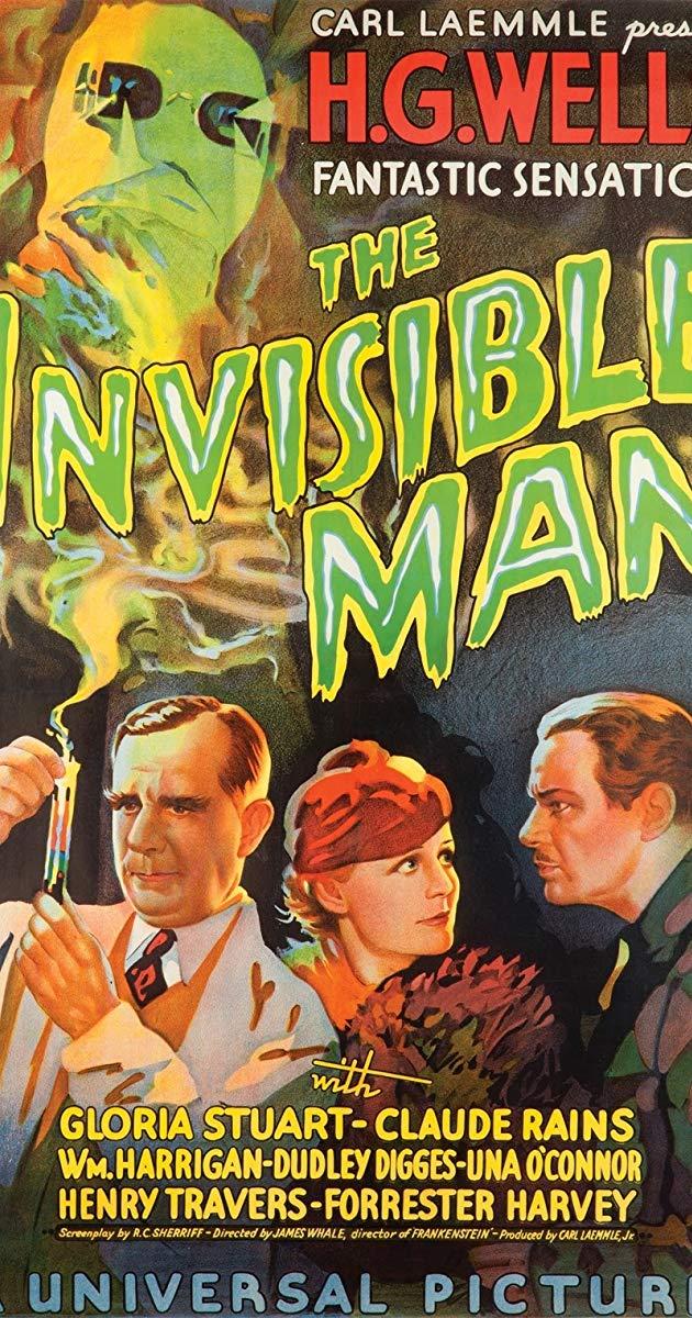 The Invisible Man 1933   IMDb 630x1200