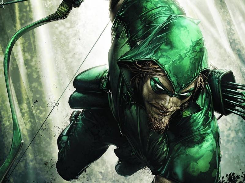 Green Arrow HD Wallpapers for desktop download 800x600