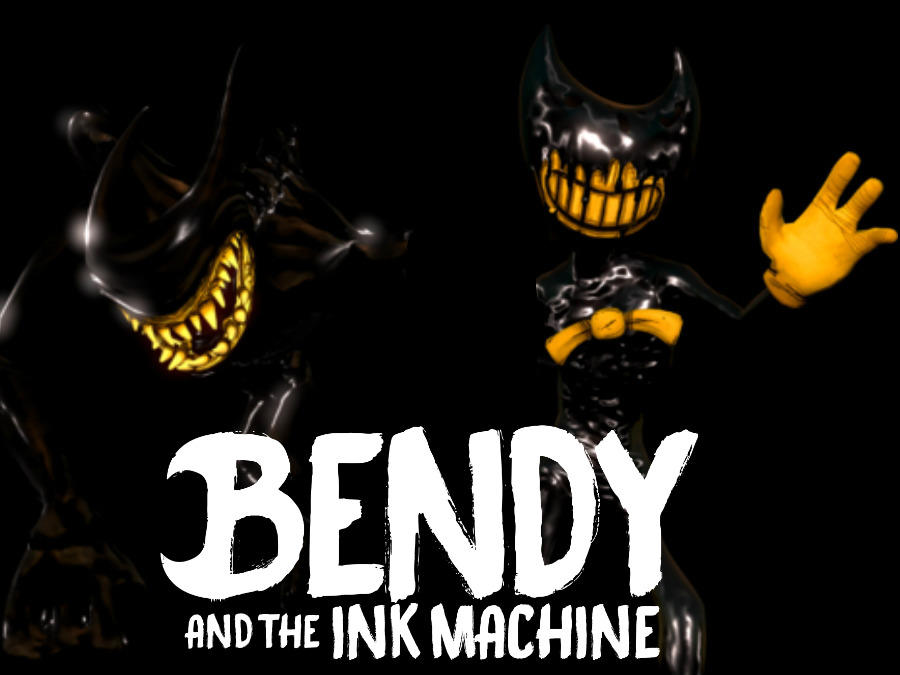 Bendy And The Ink Machine Beast Bendy Drawing Download 900x675