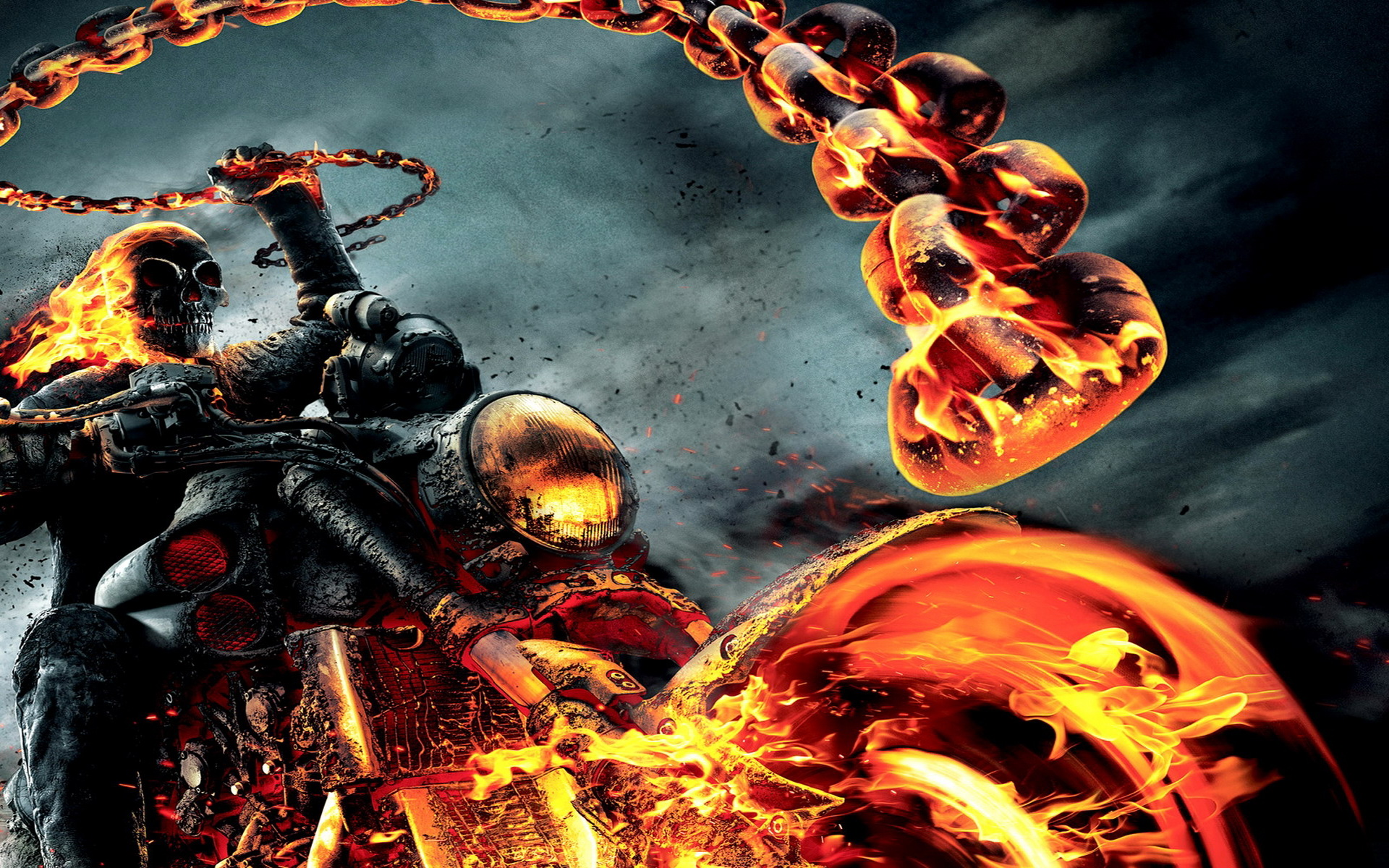 Ghost Rider 2 Wallpapers HD Desktop Wallpapers 1920x1200