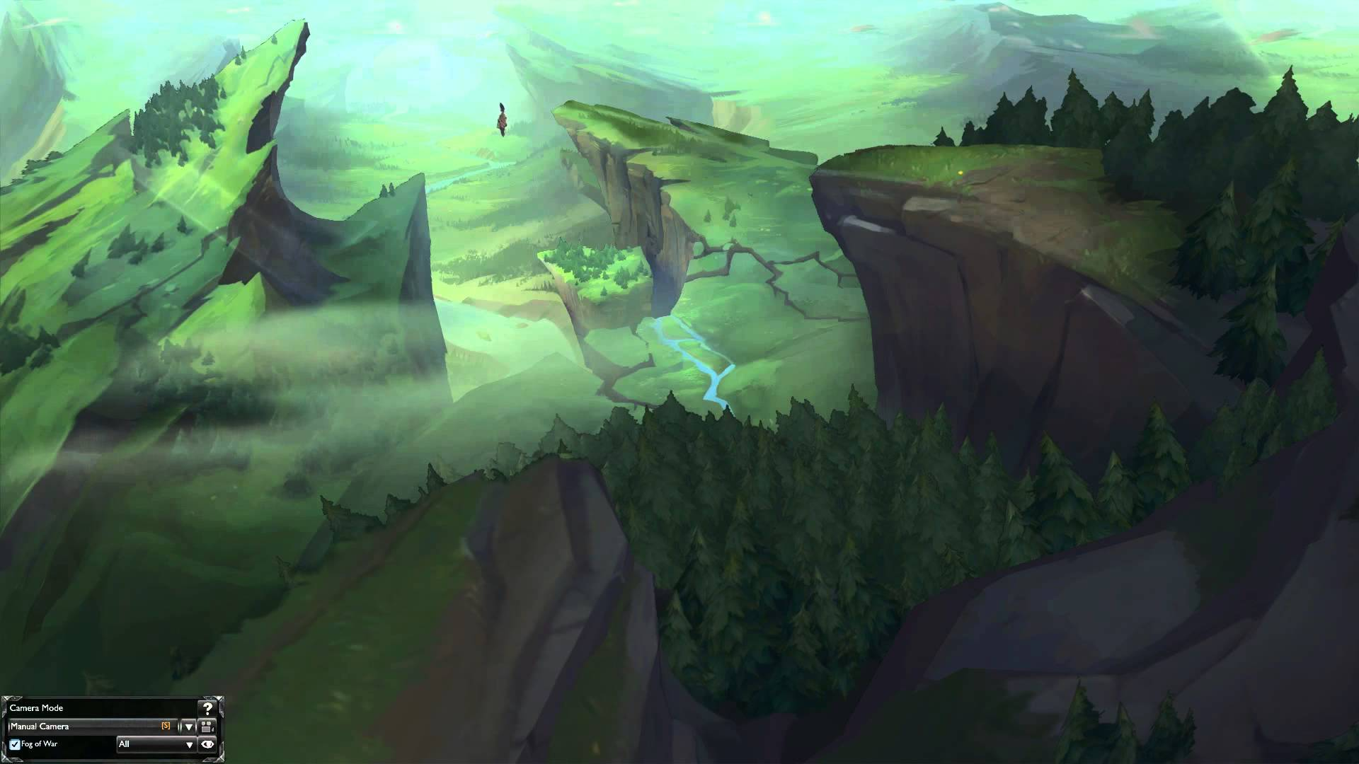 Summoners Rift location on the map leagueoflegends 1920x1080