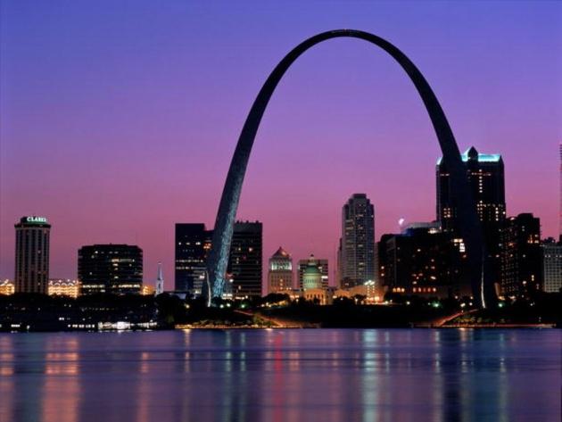 Wallpapers Missouri Saint Louis Gateway Arch photo pictures 630x473