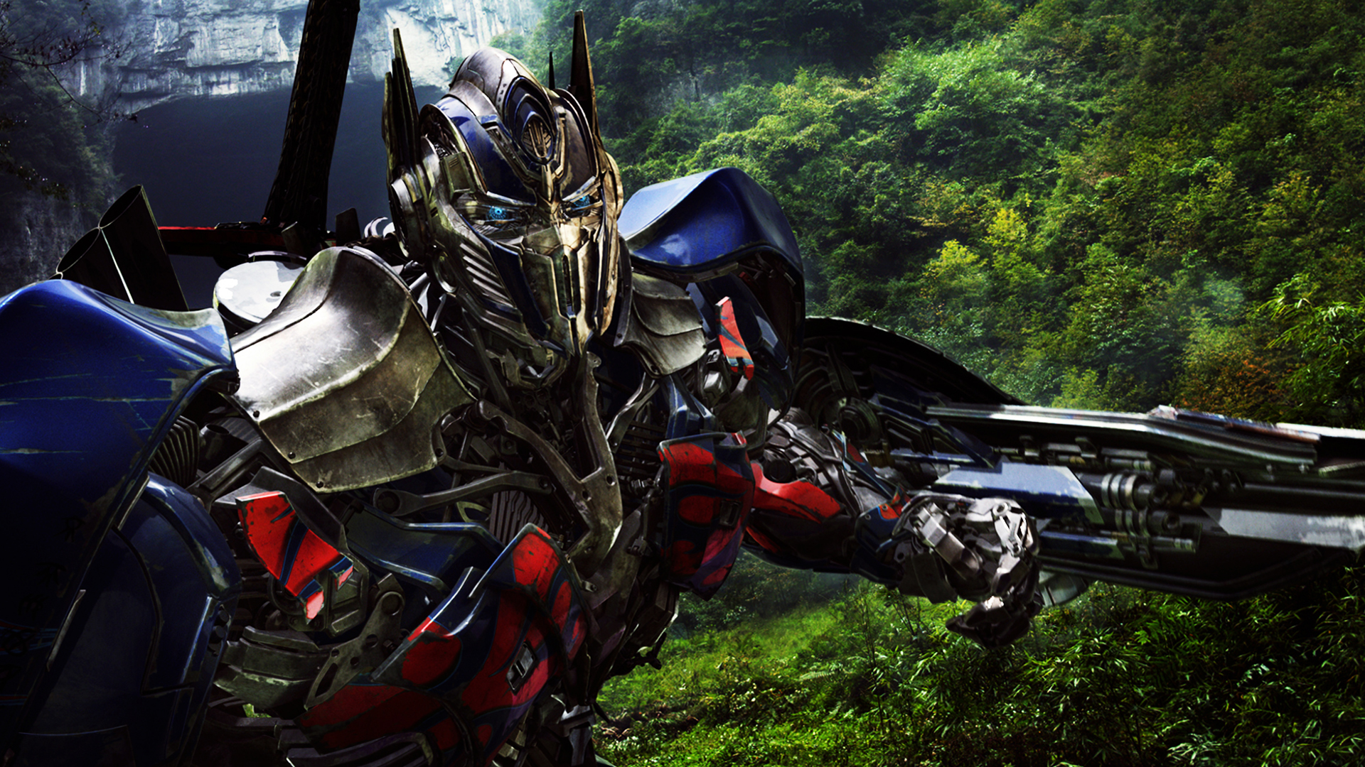 optimus prime transformers age of extinction 4 2014 1920x1080