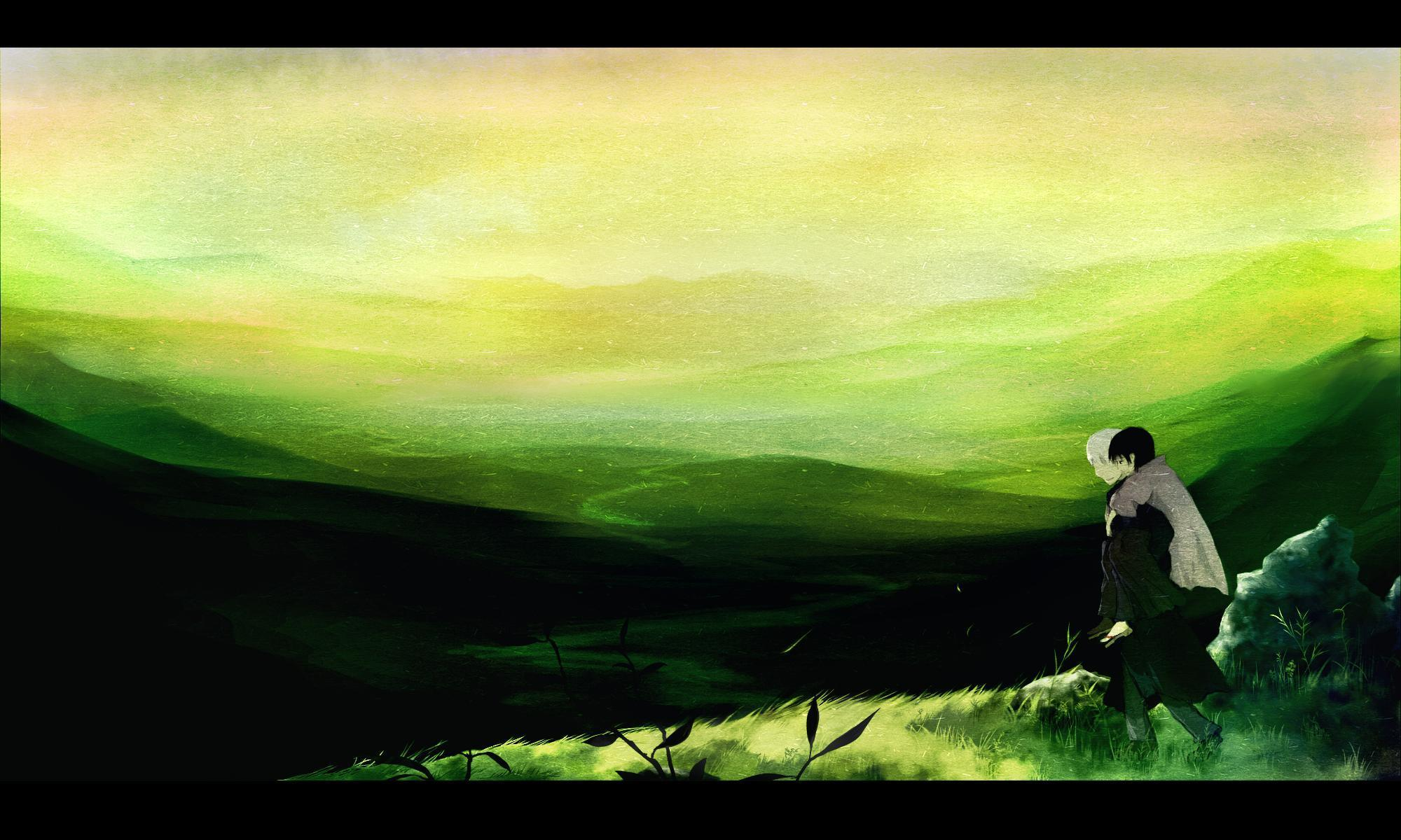 Mushi Shi Mushishi Wallpaper 2000x1200