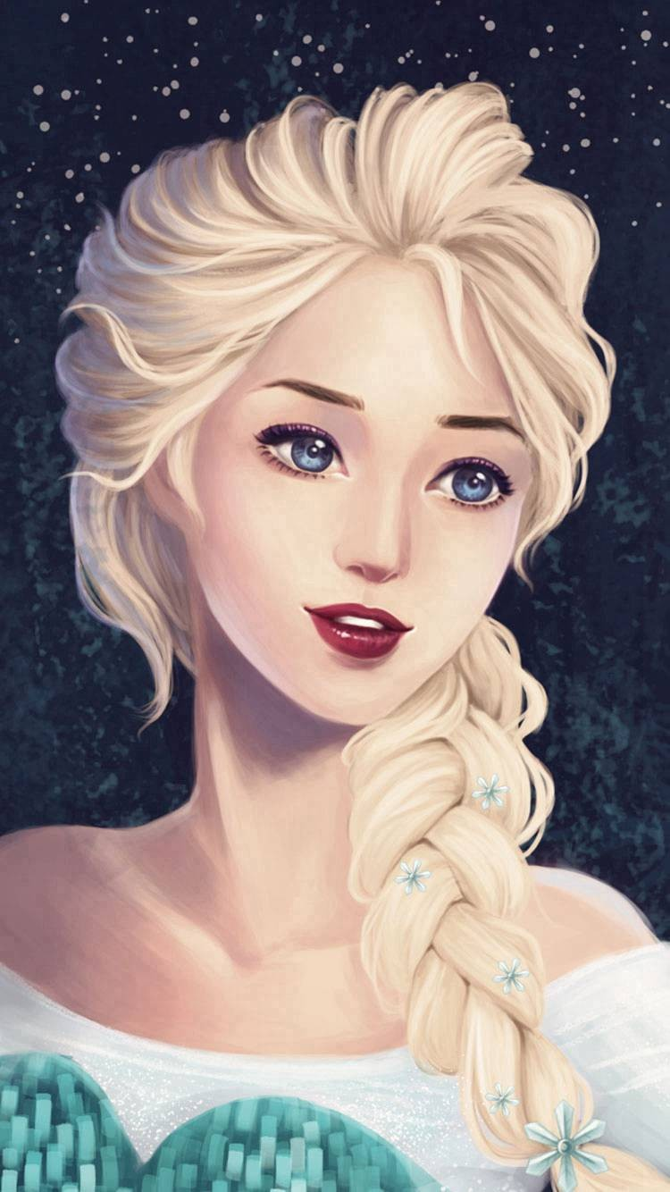 2015 Frozen iPhone 6 wallpaper will be hot in Halloween   Fashion Blog 750x1334