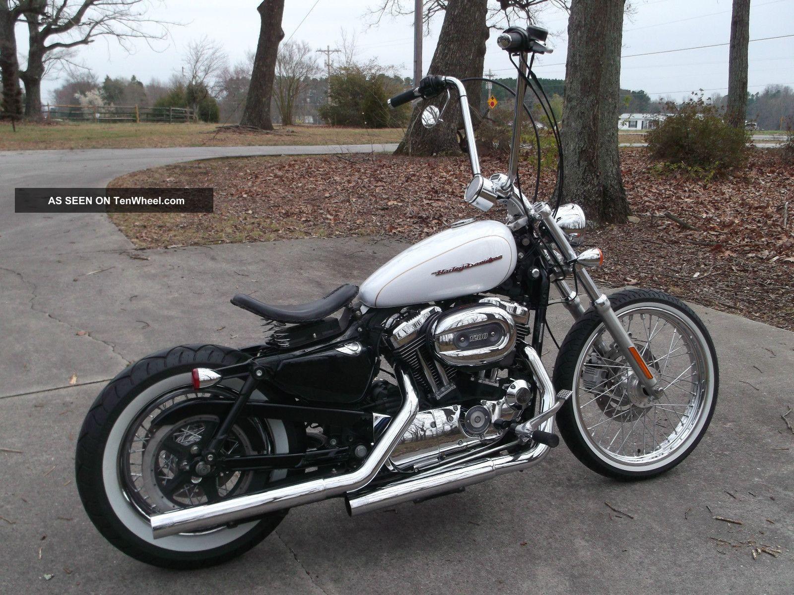 Harley Davidson Sportster Wallpaper 0059 1600x1200