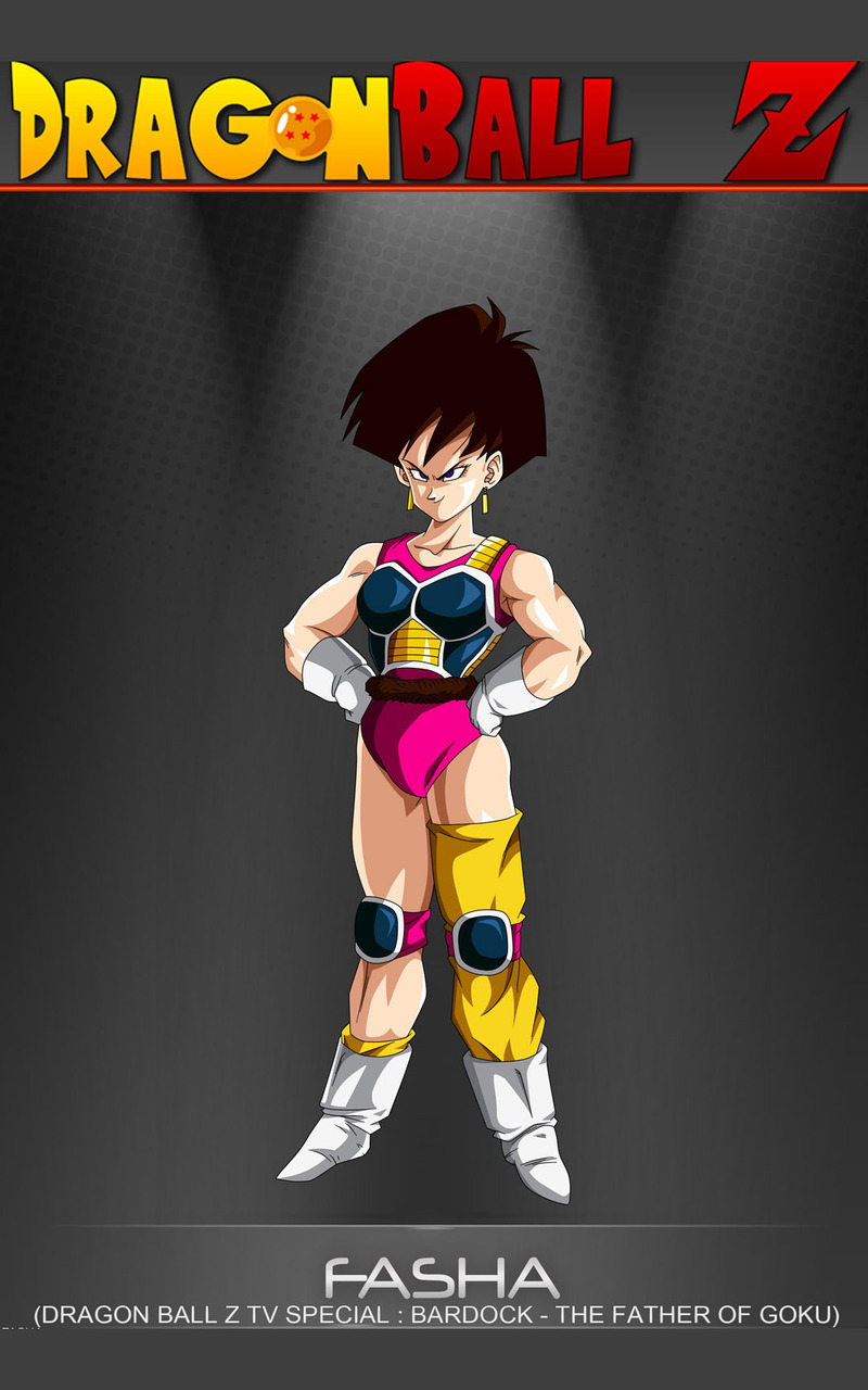 Fasha   Dragon Ball Z Mobile Wallpaper 12170 800x1280