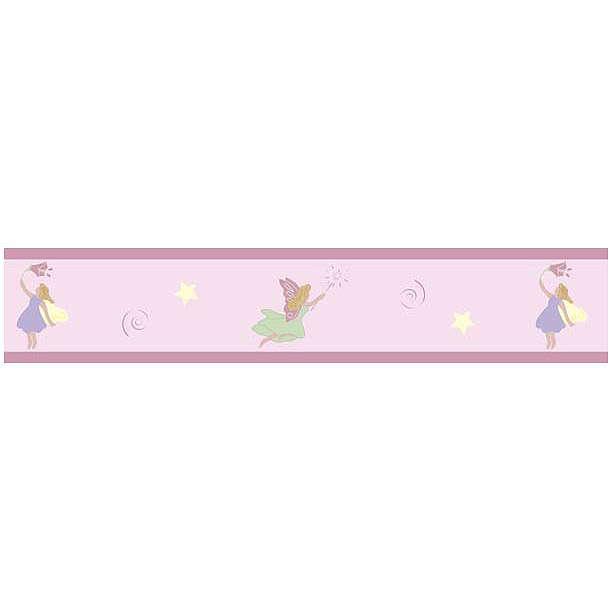 Discontinued Fairy Tale Wallpaper Border 612x612