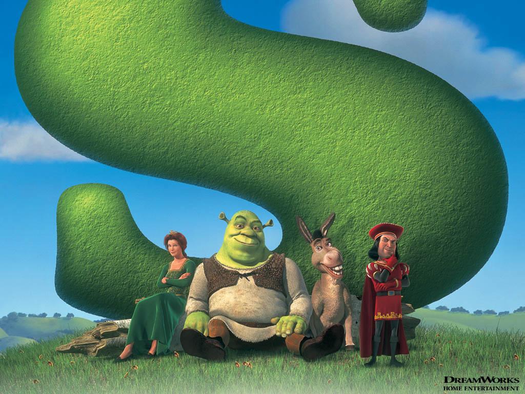 Shrek Wallpapers Wallpapersafari
